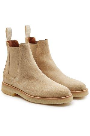 Suede Chelsea Boots Gr. EU 41