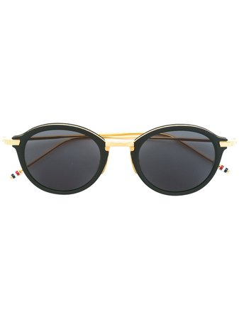 Gafas De Sol De Montura Redonda Thom Browne Eyewear 1,077€ - Compra Online - Envío Express, Devolución Gratuita Y Novedades A Diario