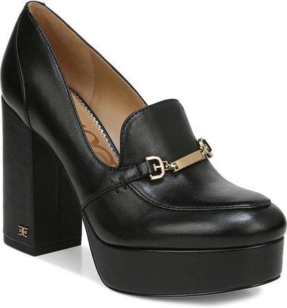 Sam Edelman Aurelie Platform Loafer (Women)   Nordstrom