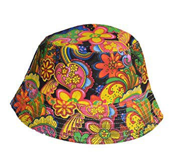 psychedelic bucket hat - Google Search
