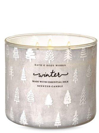 Marshmallow Fireside 3-Wick Candle | Bath & Body Works