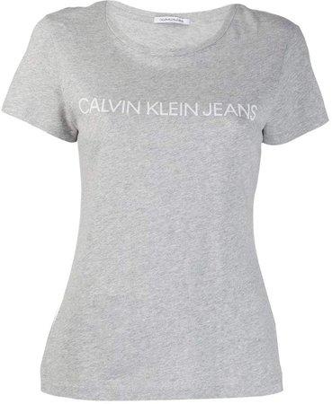 logo branded T-shirt