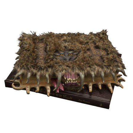 The Monster Book of Monsters Official Film Prop Replica | Harry Potter Shop