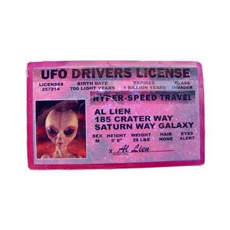 ufo id card