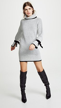 J.O.A. Turtleneck Sweater Dress | SHOPBOP