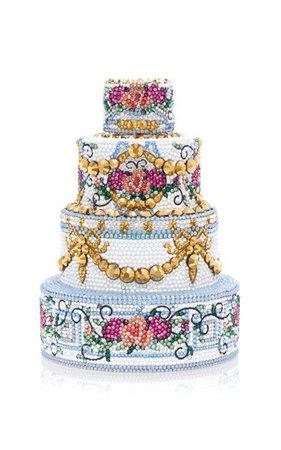 Cake Gala Crystal Clutch By Judith Leiber Couture | Moda Operandi