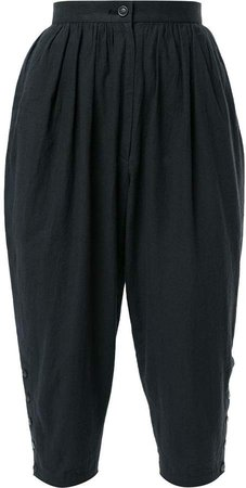 Pre-Owned high rise balloon culottes