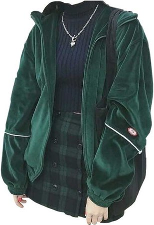 green premade outfit