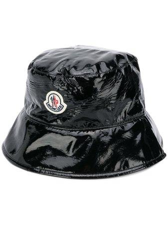 Moncler Varnished Bucket Hat - Farfetch