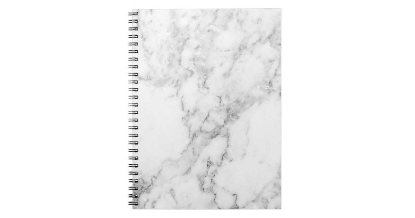 cute notebooks marble - Google Search