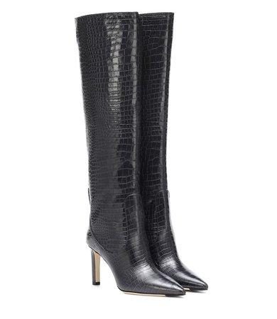 Jimmy choo knee- high boot