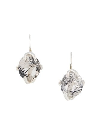 Wouters & Hendrix Dropped Earrings ODRB1T Silver | Farfetch