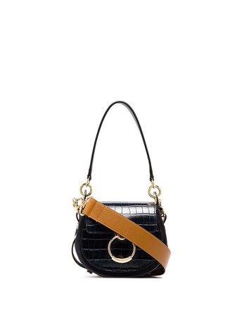 Chloé Small Tess Shoulder Bag Ss20 | Farfetch.com