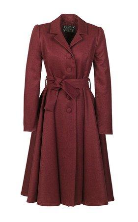 Muse Coat by Lena Hoschek | Moda Operandi