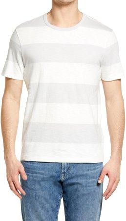 Allday Rugby Stripe T-Shirt