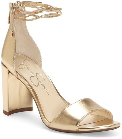 Nehah Ankle Tie Sandal