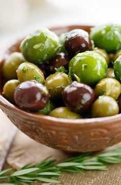 Olives - Pinterest