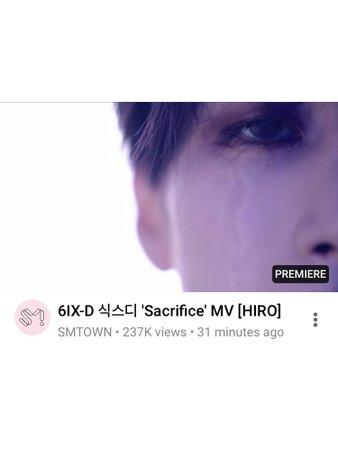 6IX-D 'Sacrifice' MV (HIRO)