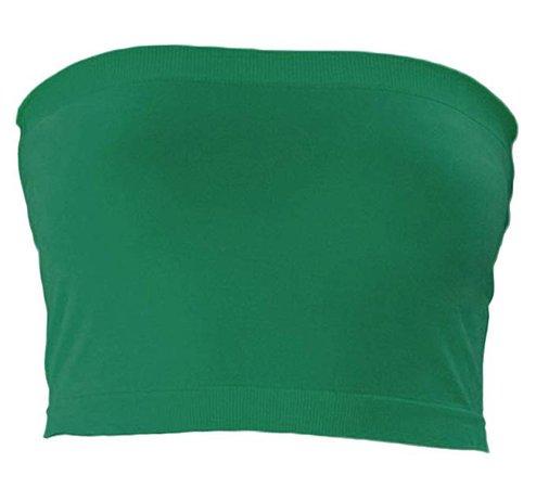 green tube top