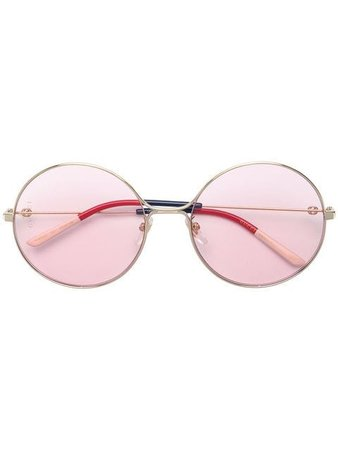 Gucci Eyewear round shaped sunglasses