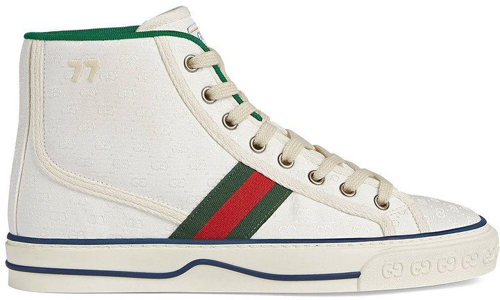Tennis 1977 high-top sneakers