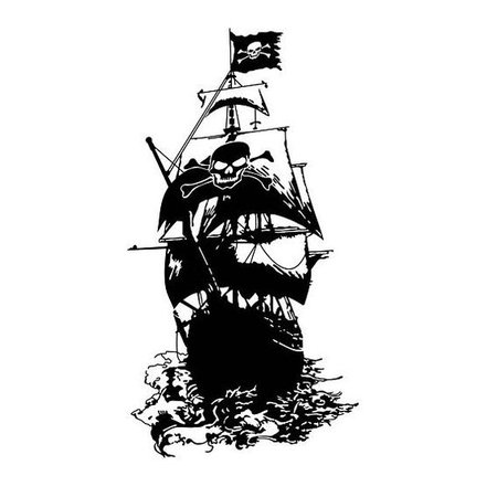 pirate ship filler