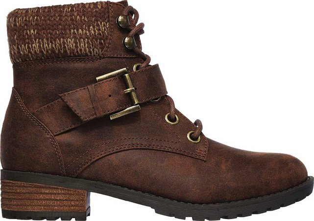 Skechers Dome Ankle Boots