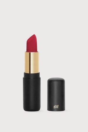 Matte Lipstick - Red