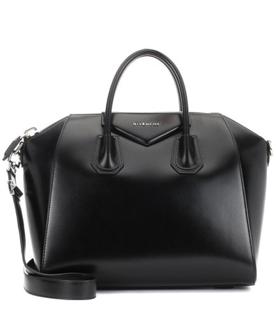 Antigona Medium Leather Tote | Givenchy - mytheresa