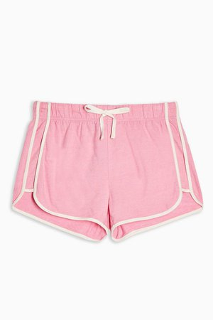 Pink Sports Runner Shorts | Topshop