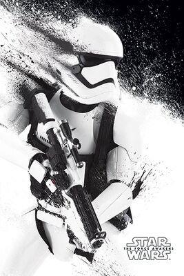 Star Wars | Episode VII - Stormtrooper | Star Wars Poster | EMP