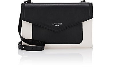 Givenchy black and white bag