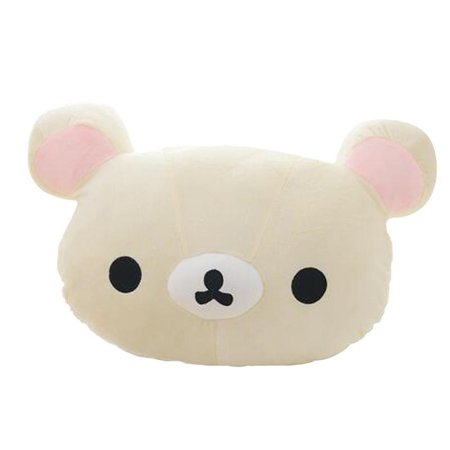 Rilakkuma Pillow Plushie (2 Colors Available) – The Littlest Gift Shop
