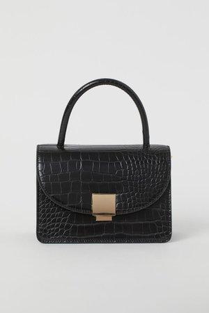 Chain Shoulder Strap Handbag - Black - Ladies | H&M US