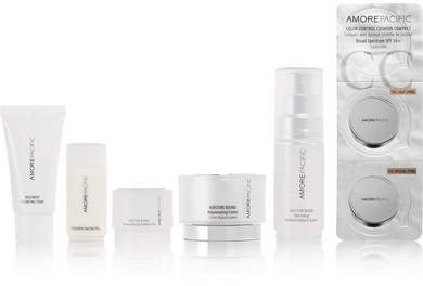 AMOREPACIFIC - Moisture Bound Essentials Set - Colorless
