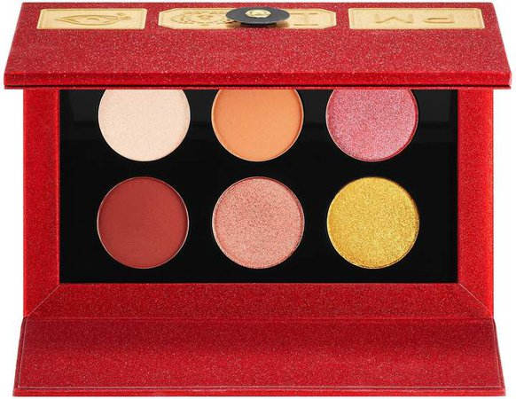 Pat Mcgrath Labs PAT McGRATH LABS - MTHRSHP Sublime: Golden Opulence Eyeshadow Palette