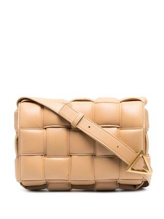 Shop Bottega Veneta Cassette crossbody bag with Express Delivery - Farfetch