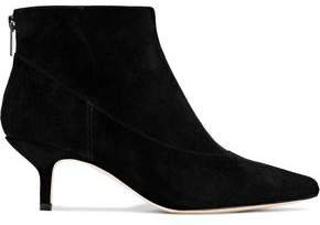 Tiana Suede Ankle Boots