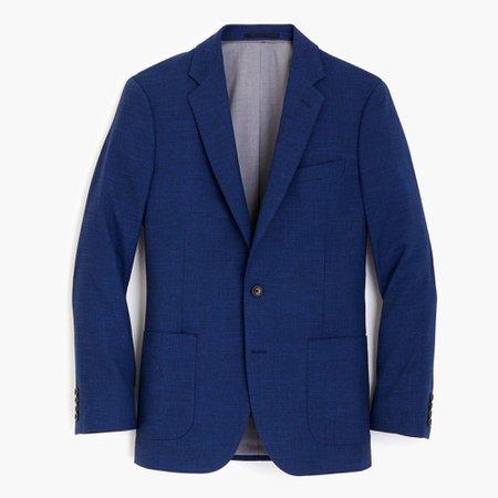 J.Crew: Ludlow Slim-fit blazer in stretch cotton-linen
