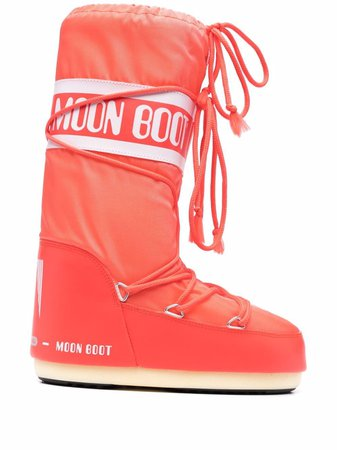 Moon Boot Icon Snow Boots - Farfetch