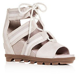 Women's Joanie Strappy Wedge Sandals