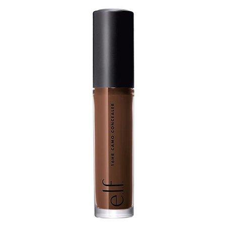 e.l.f. 16hr Camo Concealer Rich Ebony | Make Up | Superdrug