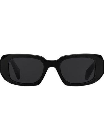 Prada Eyewear Lunettes De Soleil Runway - Farfetch