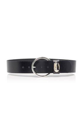 Isabel Marant Zoy Leather Belt Size: XL