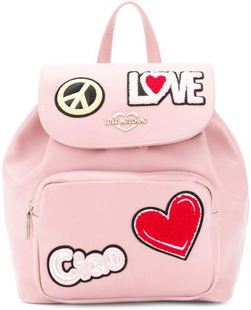 Ciao patch backpack