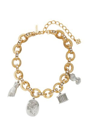 Charm Necklace By Oscar De La Renta | Moda Operandi
