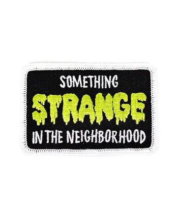 Something Strange Patch – Strange Ways