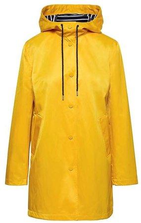 Water-Resistant Raincoat