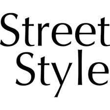 street style logo - Google Search