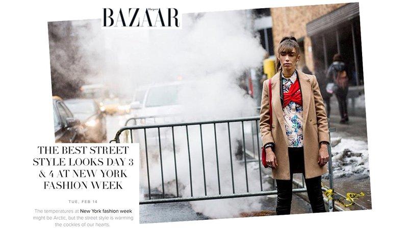 New York Fashion Week featuring Moda Operandi     Catcher In The Style